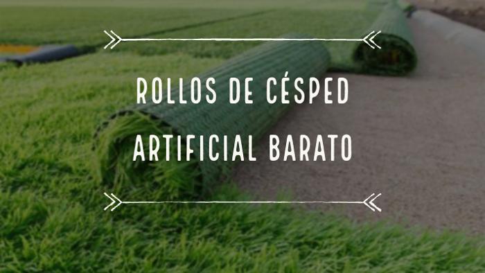 Rollos de c sped artificial barato rbs c sped artificial for Rollos de cesped artificial